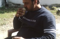 In those sunny mornings of yesteryears, sipping tea was a bliss indeed.