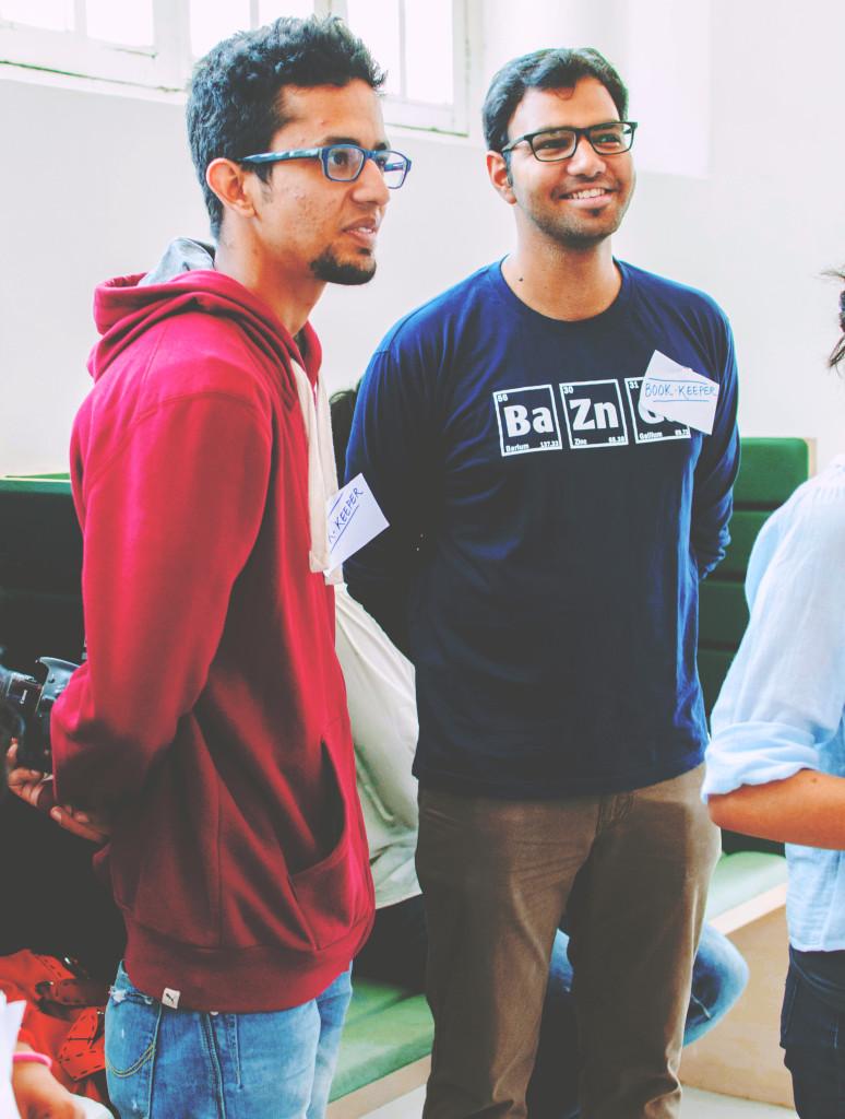 Varun Soni and Hardik Gaurav