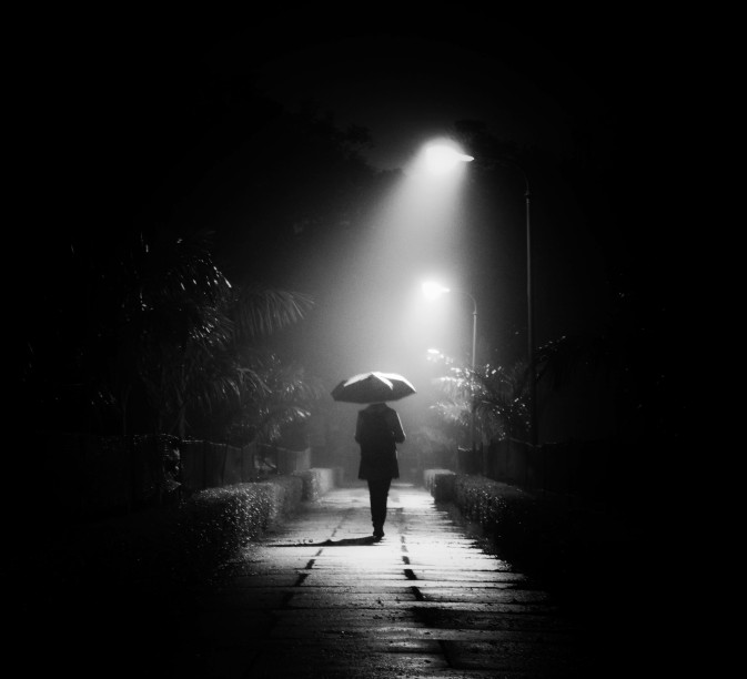 Into the dark - Hardik Gaurav