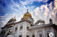 Bangla Sahib. Photo by Hardik Gaurav