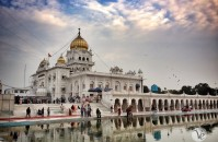 Gurudwara, gateway to the guru. Photo by Hardik Gaurav.