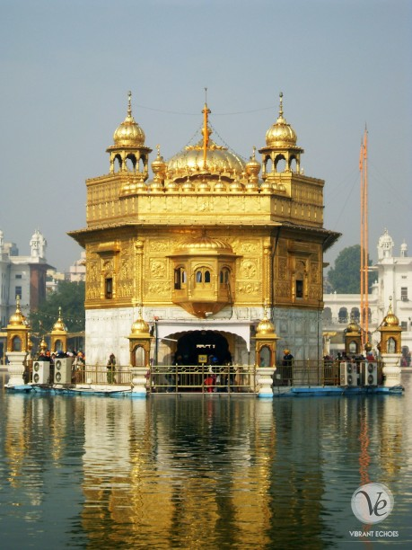 Golden Temple. Photo by Harpreet Kaur